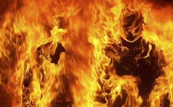 На Буковині екс-військовий вчинив самоспалення