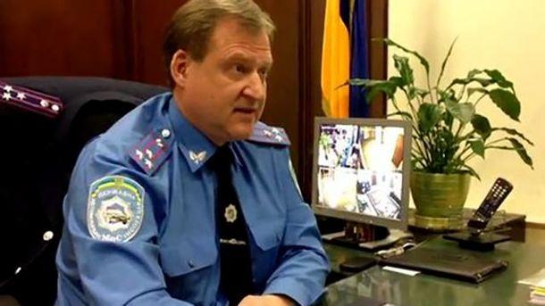 ГПУ проинформировала о сомнении бывшему начальнику киевской ГАИ поделу «Автомайдана»