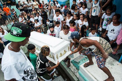 НаФилиппинах милиция убила около 2-х тыс. людей в«войне» снаркотиками