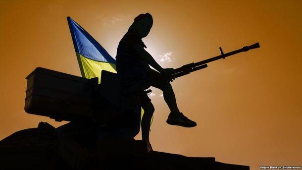 Вканун Дня Независимости боевики практически полсотни раз обстреляли украинских бойцов