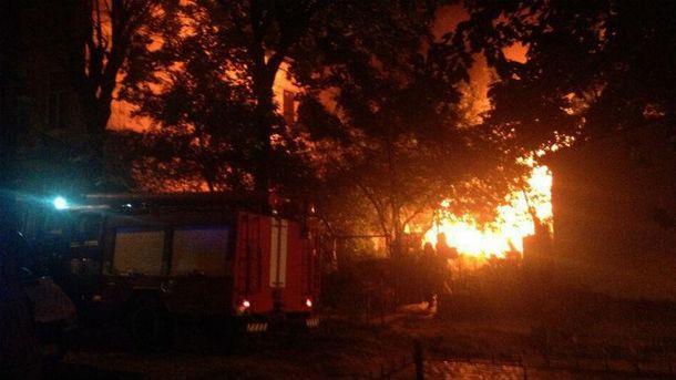 ВоЛьвове вдоме взорвался газ, необошлось без жертв