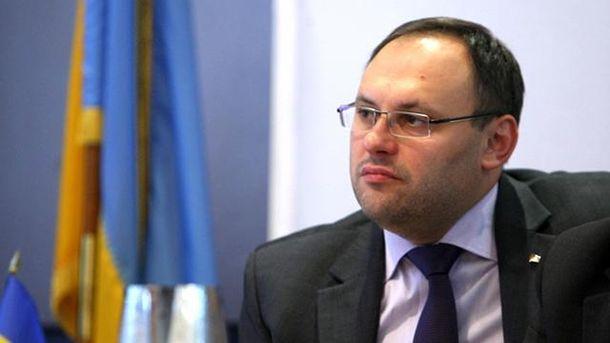 ГПУ заявляет что Каськив находится вбазе розыска Интерпола