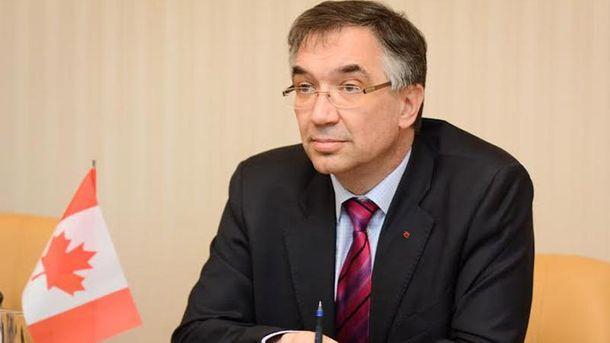 Посол Канады поведал оперспективах безвизового режима с государством Украина