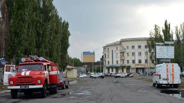 ВДонецкой области зачас заминировали два вокзала ирынок