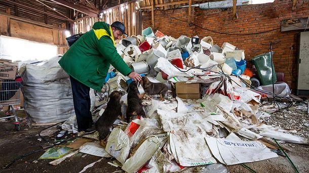 ВПольше мусорщики обнаружили 0,5млневро