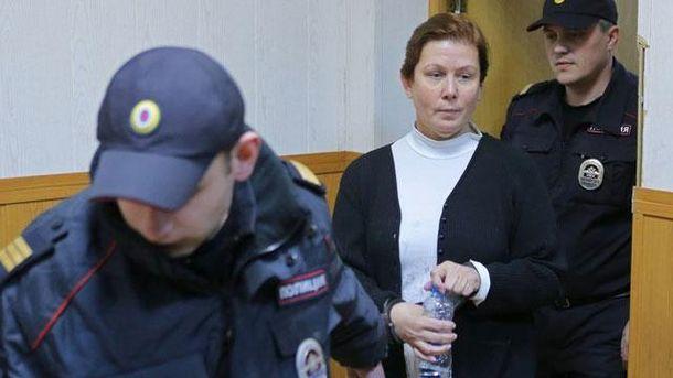Суд вМоскве оставил директора украинской библиотеки под арестом до28октября