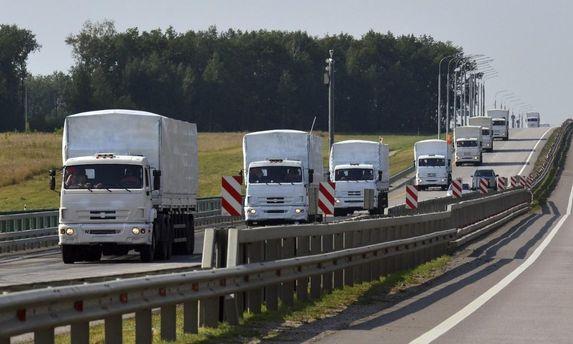 Русские «гумконвои» вывозят изДонбасса награбленное имущество— агентура