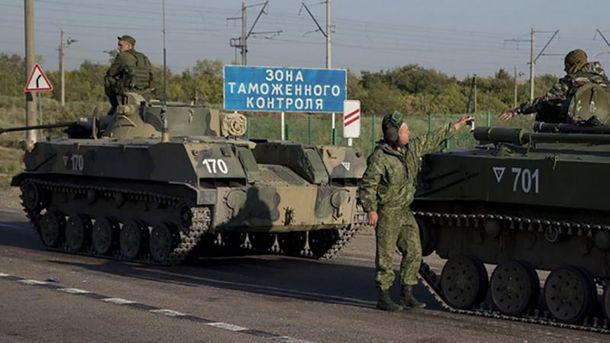 Очередная партия вооружения пришла врайоны Донбасса из Российской Федерации