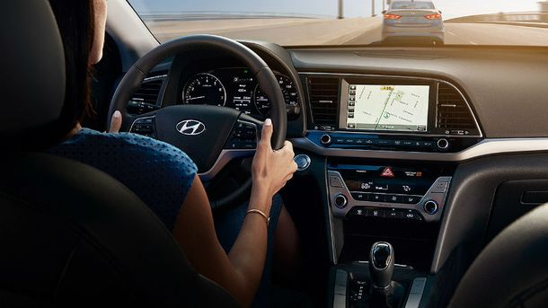 Hyundai Elantra New 2016