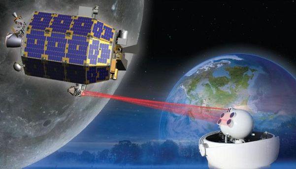 Новости из космоса: на Луну провели Интернет