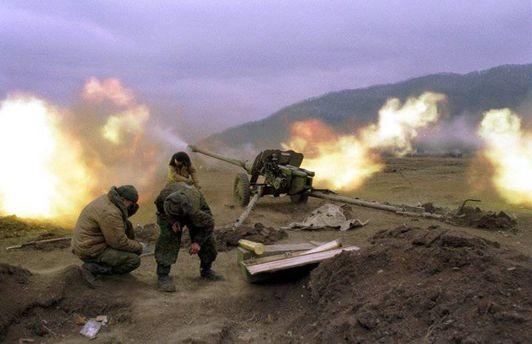 Боевики ссамого начала суток 33 раза обстреляли украинские позиции— Штаб АТО