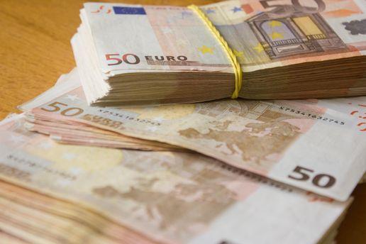 Гривна кдоллару упала вцене до25,65 грн/$