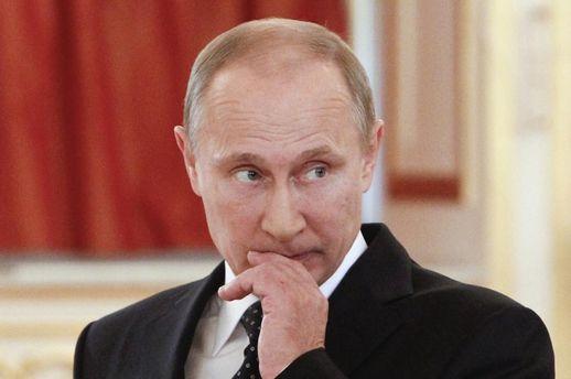 Захід не довіряє Путіну