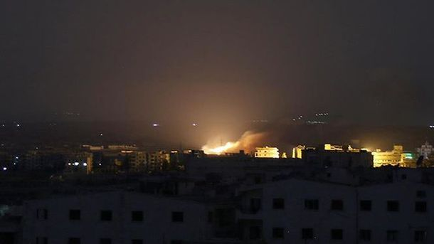 Вибухи у Сирії