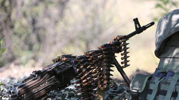 Штаб АТО: НаДонбассе засутки умер один боец ВСУ