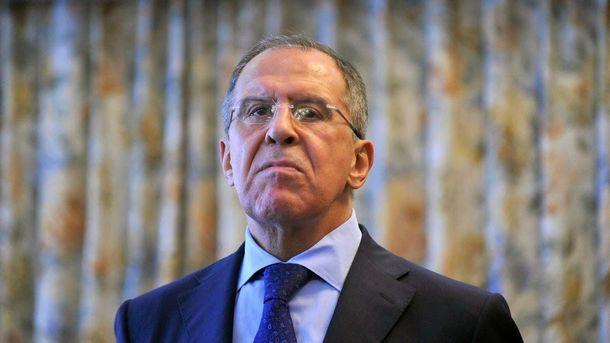 Сергій Лавров у всьому вбачає підступну змову ворогів