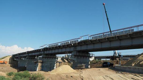 Не суждено России достроить Керченский мост