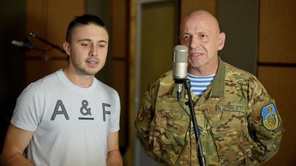 Тарас Тополя и Александр Рожко