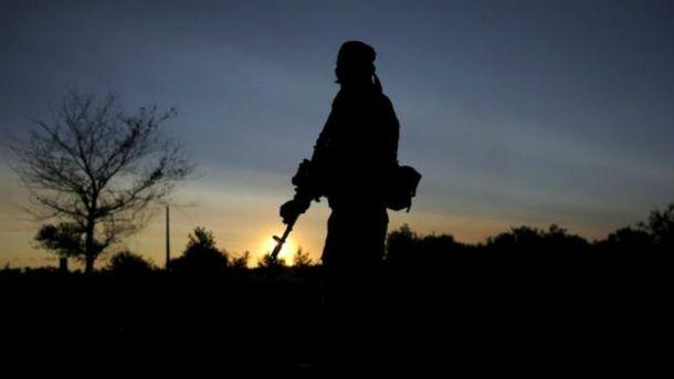 Штаб: всамом начале суток взоне АТО зафиксировано одно нарушение «режима тишины»