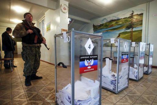 В этом году выборов на Донбассе ждать не стоит