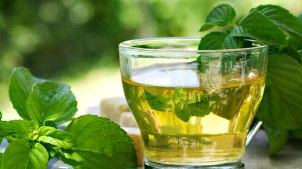 Вечером лучше всего пить зеленый чай