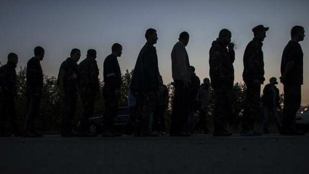 Кількість заручників в полоні бойовиків знову зросла