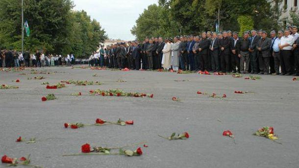 В Узбекистані прощаються з Ісламом Карімовим