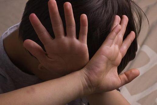 Зґвалтування дитини