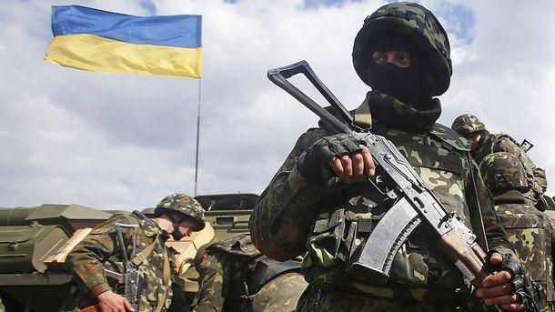 Украинские военные нуждаются в помощи волонтеров