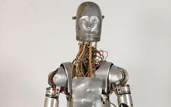 Робот NASA