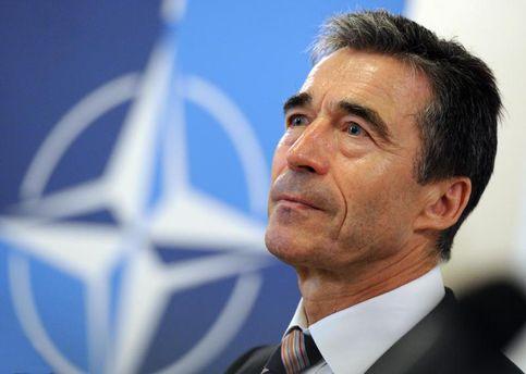 Генсек НАТО у 2009-2014 роках, радник президента Петра Порошенка Андерс Фог Расмуссен