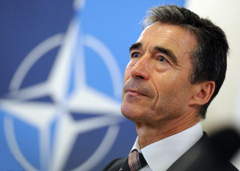 Генсек НАТО в 2009-2014 годах, советник президента Петра Порошенко Андерс Фог Расмуссен