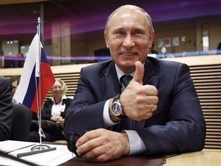 Влвдимир Путин