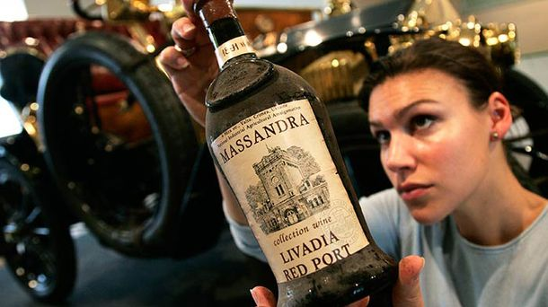 Вино с аннексированного Крыма понравились казахам