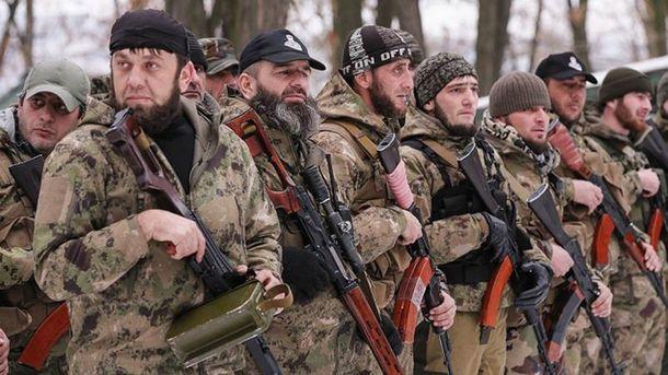 На Донбасі вже давно воюють представники Кавказу