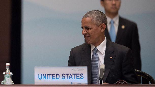 Барак Обама не хотел видеть Путина на этой встрече