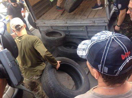 Бойко: Кофису «Интера» организованно подвозят митингующих