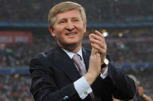 Рінат Ахметов