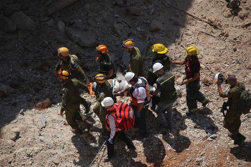 20 человек пропали после обрушения настройке вТель-Авиве