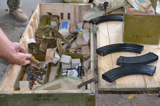 Російські боєприпаси