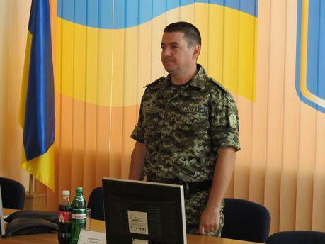 Александр Соловей