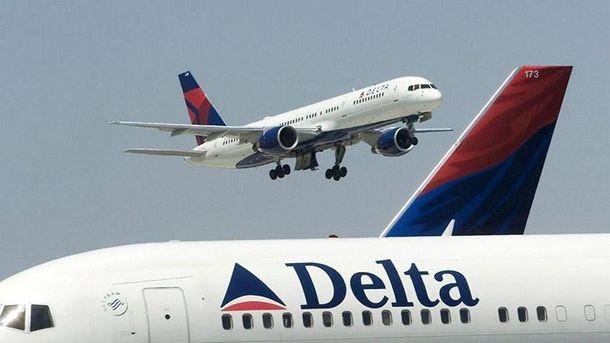 Aвіакомпанія Delta Airlines