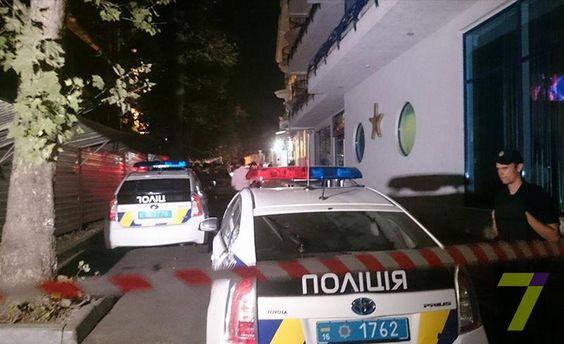 Вотеле вОдессе удерживали заложников