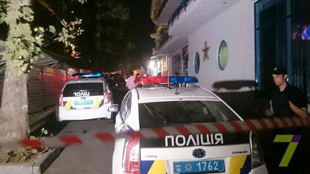 В Одесі захопили заручників