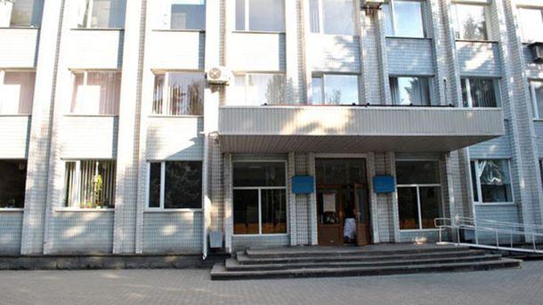 Около здания горсовета Волновахи взорвалась граната— милиция