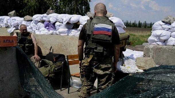 Россияне уже давно воюют на Донбассе