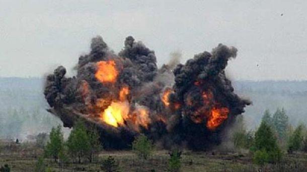 Взрывы на Луганщине должны были вызвать хаос