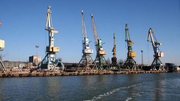 Бердянский морской торговый порт