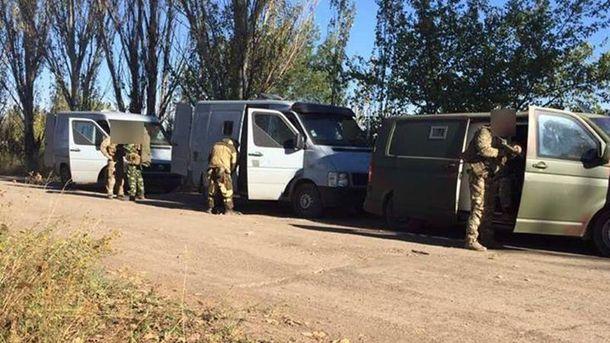 НаДонбассе силовики перекрыли крупнейший канал контрабанды