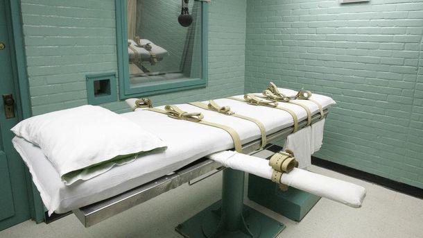 Кабинет смертной казни в США